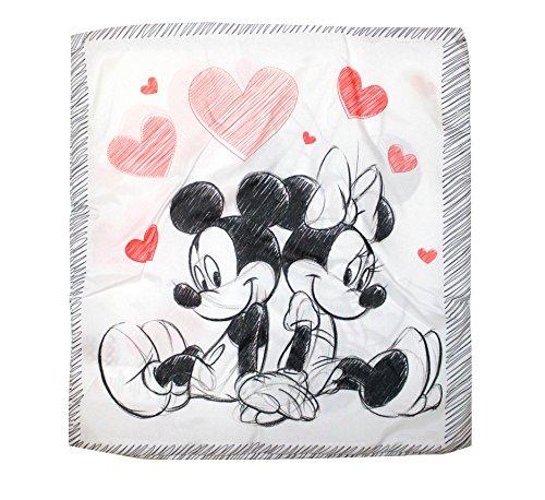 Disney Topolino e Minnie Mouse Sketch federa per cuscino 40x 40cm