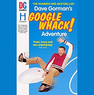 Dave Gorman's Googlewhack Adventure cover art