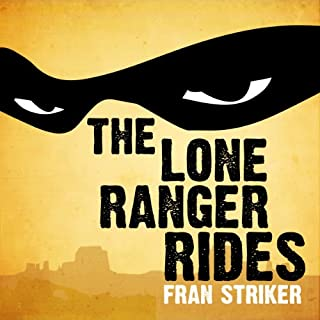The Lone Ranger Rides cover art