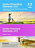 Adobe Photoshop Elements 2021 & Adobe Premiere Elements 2021 - Upgrade|Upgrade|1 Gerät|unbegrenzt|PC/MAC|Disc|Disc