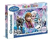 Disney Frozen - Puzzle, 104 Piezas, con Glitter (Clementoni 272488)