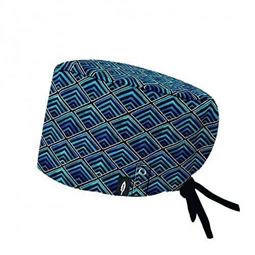 Robin Hat - Op-Haube MAYA - Langhaar Modell - 100% Baumwolle - CLICK SYSTEM