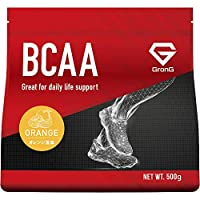 GronG(グロング) BCAA 必須アミノ酸 オレンジ風味 500g