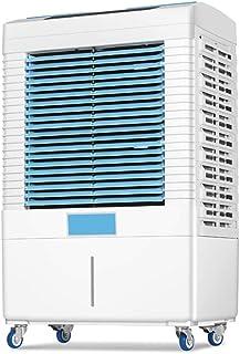 QFFL Climatizador Portátil , Refrigerador de Aire Portátil, Aire Acondicionado, Ventilador de Aire Acondicionado, Ventilador de Aire Acondicionado Industrial con Control Remoto Y Sincronización. Volum