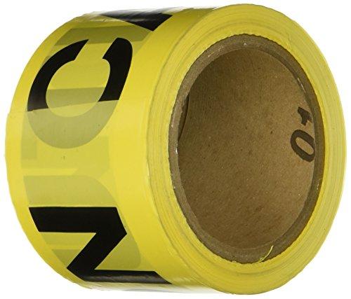 IRWIN Barrier Tape Roll, 3-Inch by 1000-Foot (66231)