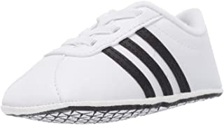adidas Kids' Vl Court 2.0 Crib Shoe