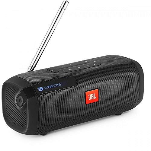 Caixa Multimidia Portatil Tuner FM Preta
