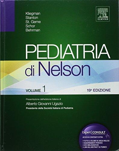 Pediatria di Nelson [Due volumi indivisibili]