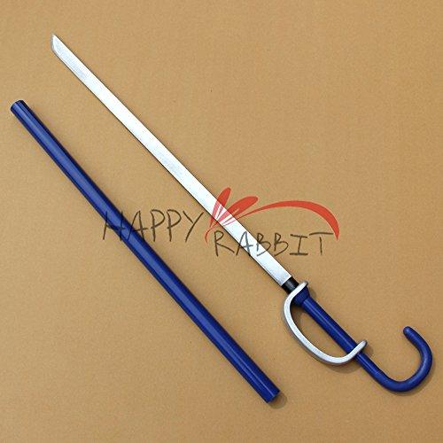 『【人気】645海賊王 ONE PIECE ワンピース ブルック 剣★コスプレ 武器 道具』の1枚目の画像