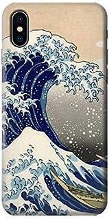 Skin för Iphone X/XS Waves - Blå