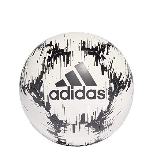 adidas Herren Glider 2 Fußball, White/Black, 5