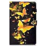 XIAOYAN Couverture de Cas de Mode pour Samsung Galaxy Tab 4 10.1 T530 T531 T535 T535 Boîtier...