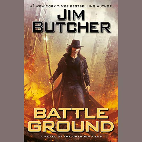 Page de couverture de Battle Ground