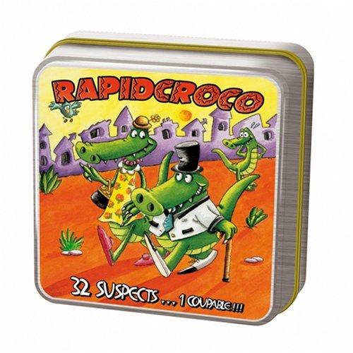 Asmodée - JP05 - Jeu d'ambiance - Rapidcroco