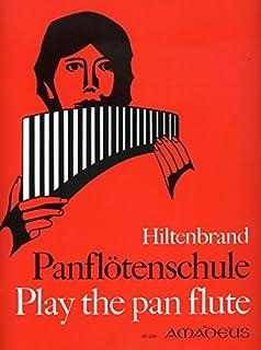 Panfluetschool - geregeld voor panfluit [noten / Sheetmusic] Componist: Hieldenbrand NEST