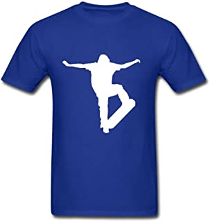 Men's Skateboard Skater Shape T-Shirt