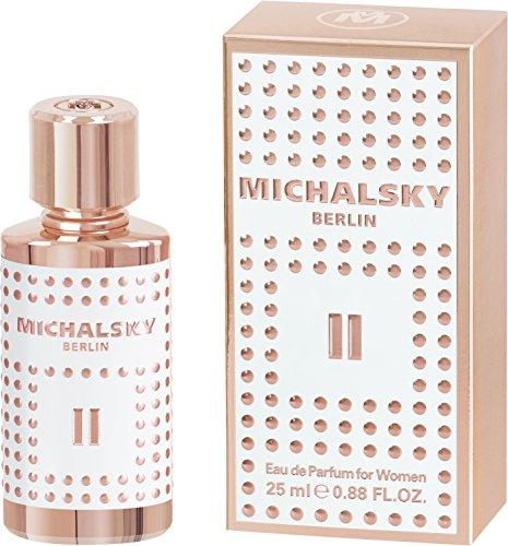 Michalsky Berlin II for women EdP, 1er Pack (1 x 25 ml)
