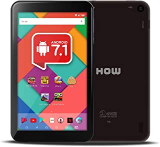 """Tablet HOW HT 705, 7"""", Wifi, Android 7.1, Quadcore, Camera"""