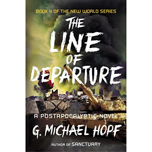 The Line of Departure audiobook cover art