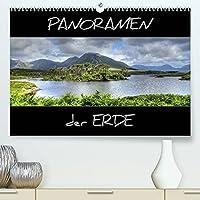 Panoramen der Erde (Premium, hochwertiger DIN A2 Wandkalender 2022, Kunstdruck in Hochglanz): Die Panoramen der Erde in atemberaubenden Bildern. (Monatskalender, 14 Seiten )