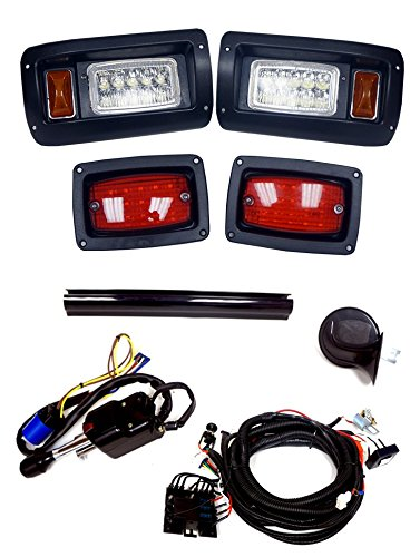 3G Deluxe LED Light Kit for Club Car DS Golf Carts 1982+