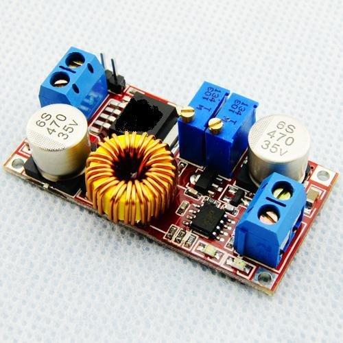 Ecloud Shop® 5A constant pilote LED batterie lithium-ion alimentation du module de courant