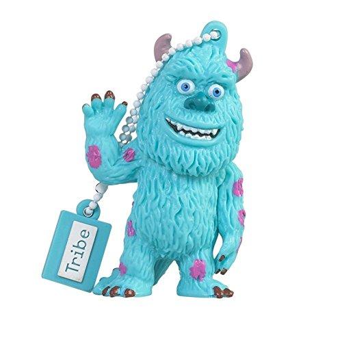 Monster & Co. Chiavetta USB 8 GB James Sullivan - Memoria Flash Drive 2.0 Originale Disney Pixar, Tribe FD027403