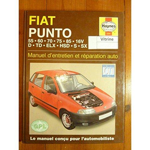 Fiat punto essence et diesel