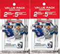2 PACKS: 2020 Bowman MLB Baseball VALUE PACK (1 pk = two 12-card retail pks & one exclusive 5-card parallel pk)