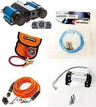 ARB 12 Volt High Performance Twin Air Compressor & E-Z Deflator, Airline, Tire Inflation Kit & Air Locker Manifold Kit