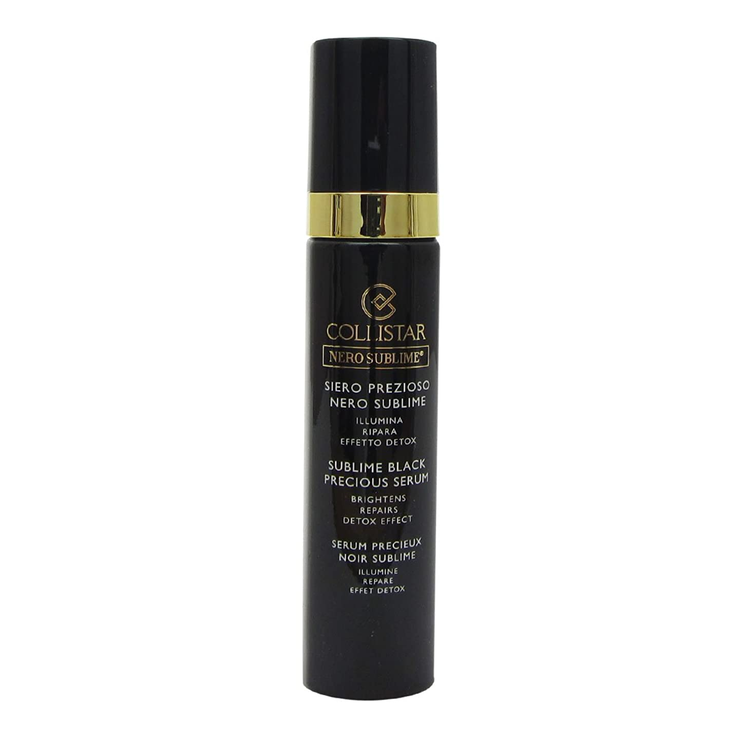 ジョリーはしご被るCollistar Nero Sublime Sublime Black Precious Serum 30ml [並行輸入品]