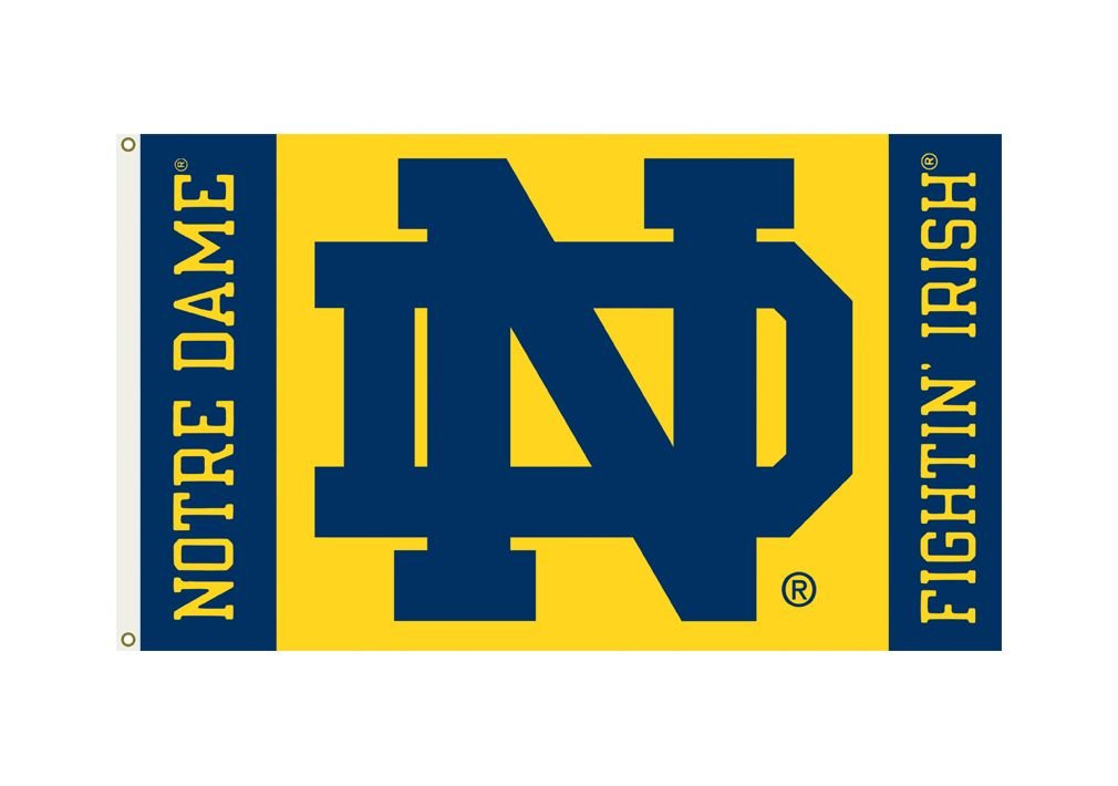 Notre All items in the Cheap sale store Dame Fighting Irish 3'x5' Flag