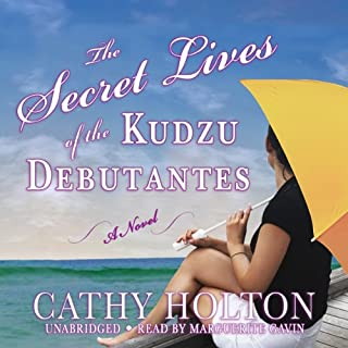 The Secret Lives of the Kudzu Debutantes audiobook cover art