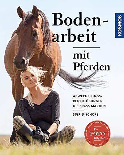Bodenarbeit mit Pferden: Abwechslungsreiche Übungen, die Spaß machen (-)