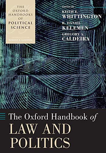 The Oxford Handbook of Law and Politics (The Oxford Handbooks of Political Science)の詳細を見る