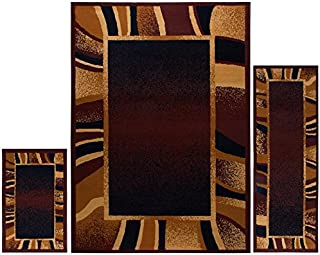 Home Dynamix Ariana Arcata Area Rug 3 Piece Set (4'11