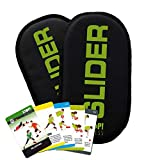 STOP! Fitness Super Sliding Pads inkl. Kurzanleitung und Trainingsplaner