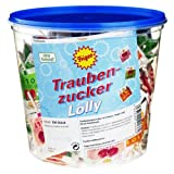 traubenzucker lolly 3fach 1 St -
