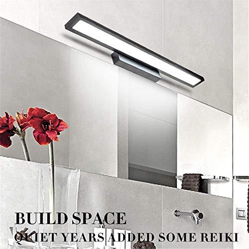 Muurverlichting Helder Modern minimalistisch waterdichte mistkast lamp schijnwerper badkamer comfortabele sfeer van aluminium wandstaal
