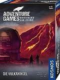 KOSMOS 693169 - Adventure Games - Die Vulkaninsel, Entdeckt die Story, Kooperatives...