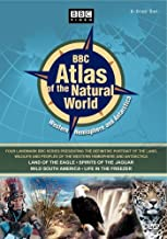 BBC Atlas of the Natural World: Western Hemisphere and Anarctica (Land of the Eagle / Spirits of the Jaguar / Wild South America / Life in the Freezer)