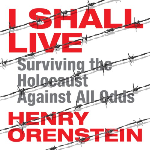 I Shall Live audiobook cover art