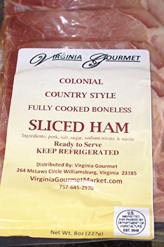 Cured Deli Ham