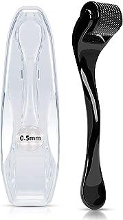 Elmask 0.5mm Beard Activator & Hair Regrowth Micro Needling System Derma Roller for Men & Women