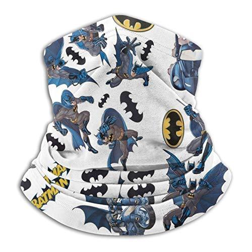 longdai Batman Gotham Guardian PeelUnisex de microfibra calentador de cuello bandana polaina para la cara