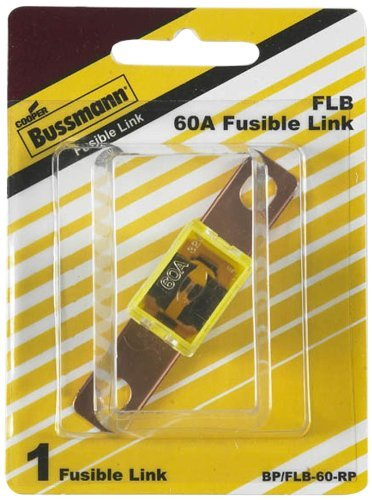 BUSSMANN FLB-60 - FUSIBLE LINK (Pack of 1)