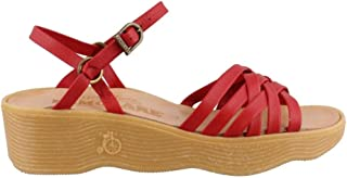 Famolare Women's, Strappy Camper Sandals