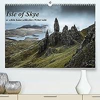 Isle of Skye - so schoen kann schlechtes Wetter sein (Premium, hochwertiger DIN A2 Wandkalender 2022, Kunstdruck in Hochglanz): Nebel, Wolken, Sturm - Isle auf Skye wie man sie kennt! (Monatskalender, 14 Seiten )