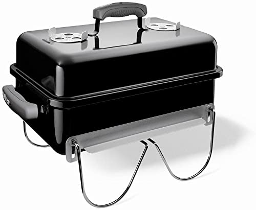 Weber-121020-Go-Anywhere-Charcoal-Grill,Black