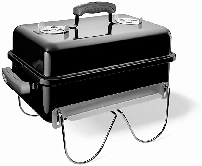 Weber 121020 Go-Anywhere Charcoal Grill – The Top-Rated Portable Charcoal Grill